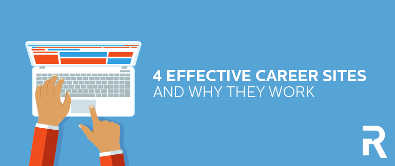 4 Effective Career Sites and Why They Work