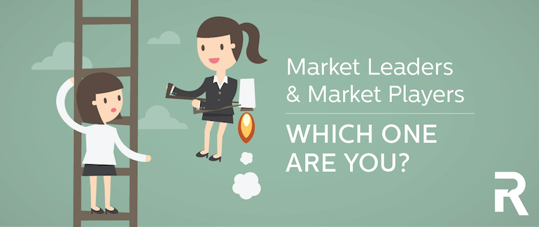 Market Leaders and Market Players. Which One Are You?