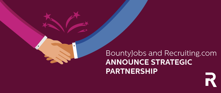 Recruiting.com Partners with Bounty Jobs
